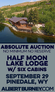 Half Moon Lake Lodge Auction Sept. 29, 2018