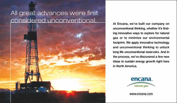 EnCana - Energy for people