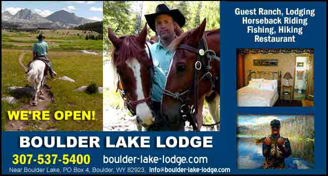 Boulder Lake Lodge, Guest Ranch, Pack Trips, Fishing, Luxury lakeside cabins