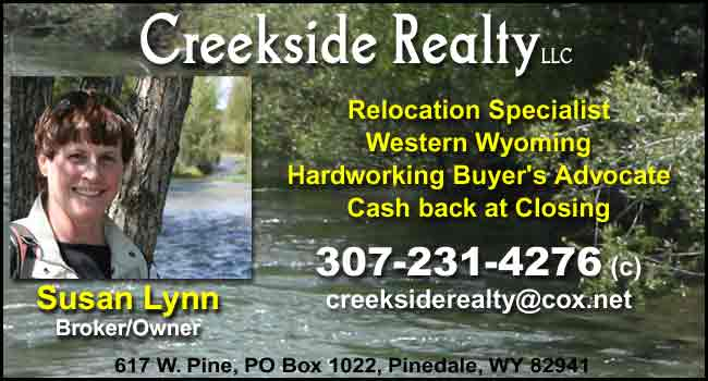 Creekside Realty LLC - Susan Lynn, Broker/Owner