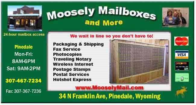 Moosely Mailboxes & More