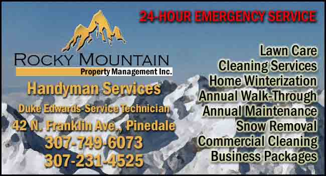 Rocky Mountain Property Management Inc.