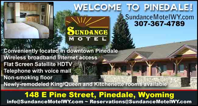 Sundance Motel  in Pinedale