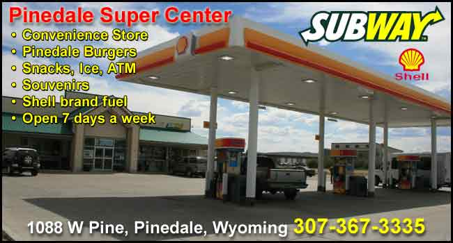 Pinedale Super Center
