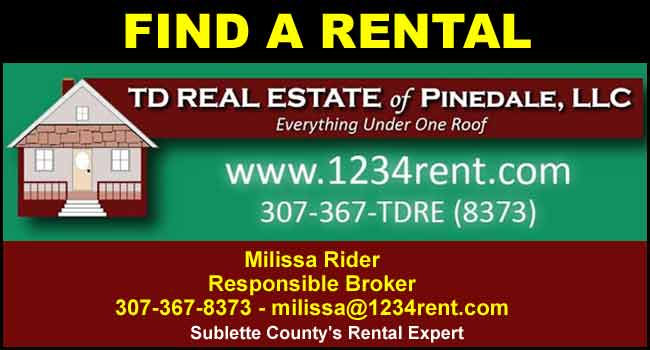TD Real Estate in Pinedale
