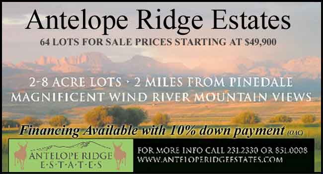 Antelope Ridge Estates