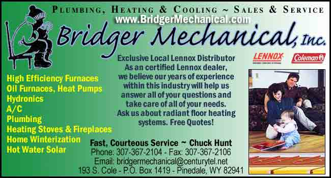 Bridger Mechanical Inc