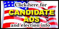 Click here for candidate ads and election info