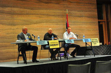 Candidates for Sheriff