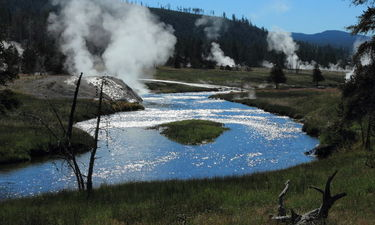 The Wonders of Yellowstone