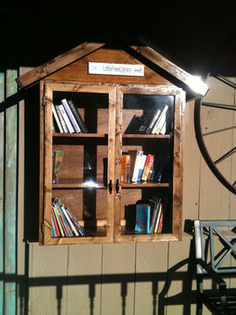 New Little Library