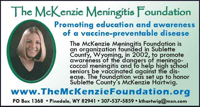 The McKenzie Meningitis Foundation