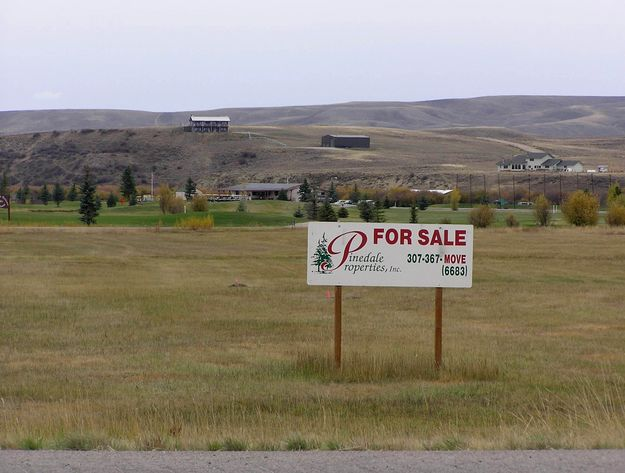Highway frontage - Pinedale Online News, Wyoming