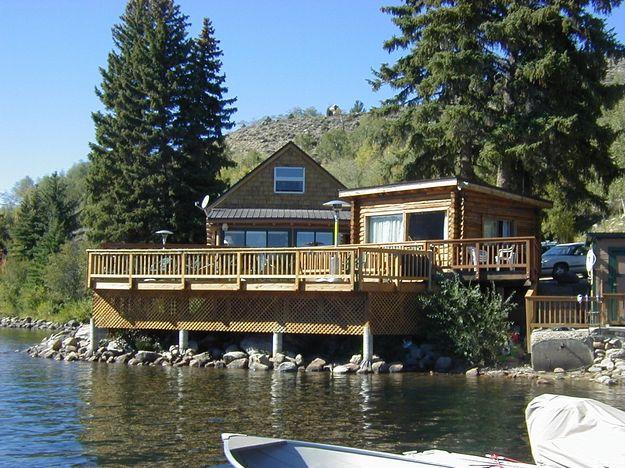 Half Moon Lake Resort Photo By Pinedale Online