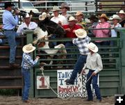 Rendezvous Rodeo Pinedale Wyoming
