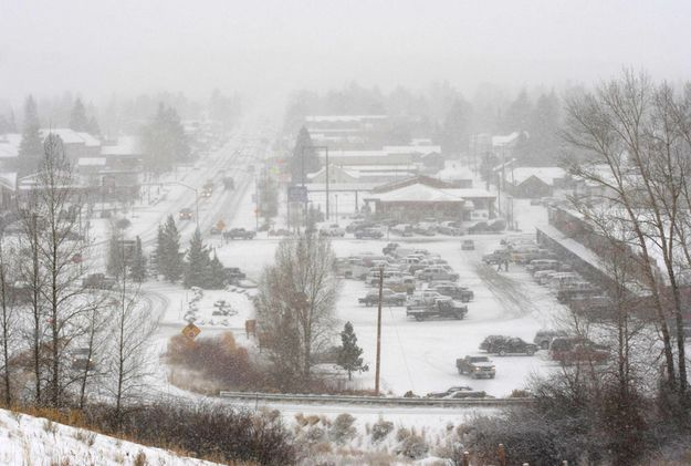 Pinedale Snow Storm - Pinedale Online News, Wyoming