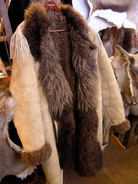 Buffalo Hide Coat Pinedale Online News Wyoming
