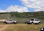 BLM Rangers. Photo by Dawn Ballou, Pinedale Online.