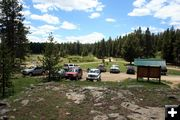 Big Sandy Trailhead. Photo by Dawn Ballou, Pinedale Online.