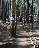 Camp Trails. Photo by Dawn Ballou, Pinedale Online.