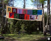 Rainbow Family. Photo by Dawn Ballou, Pinedale Online.