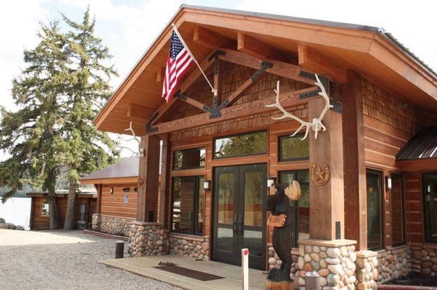 Half Moon Lake Lodge Photo By Dawn Ballou Pinedale Online