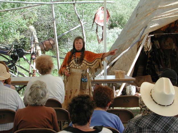 Marie Dorion Pinedale Online News Wyoming