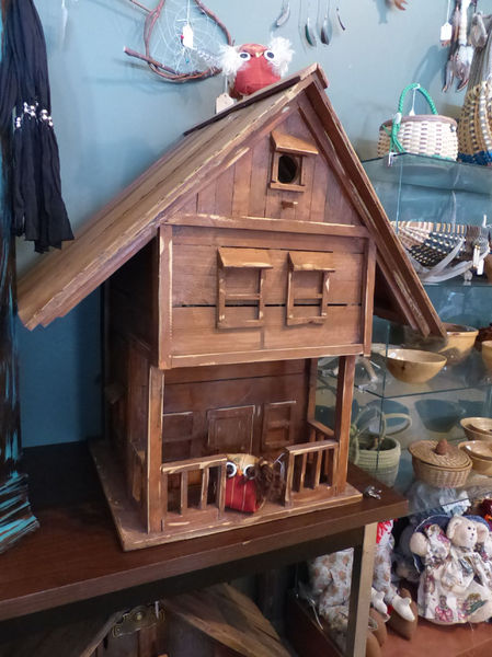 Dollhouse Photography Calendar : Wooden doll house pinedale online news wyoming