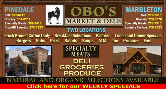 Obo's Market, Deli and Laundry service