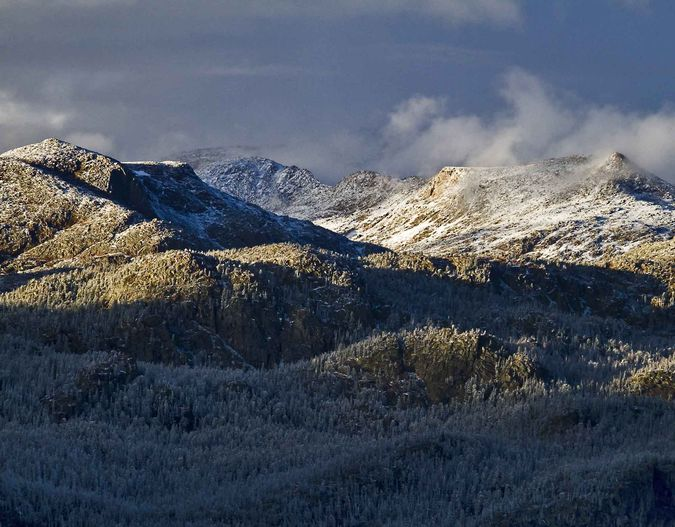 Snowy High Country. Photo by Dave Bell.