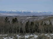 Wyoming Range Panorama. Photo by Dave Bell.