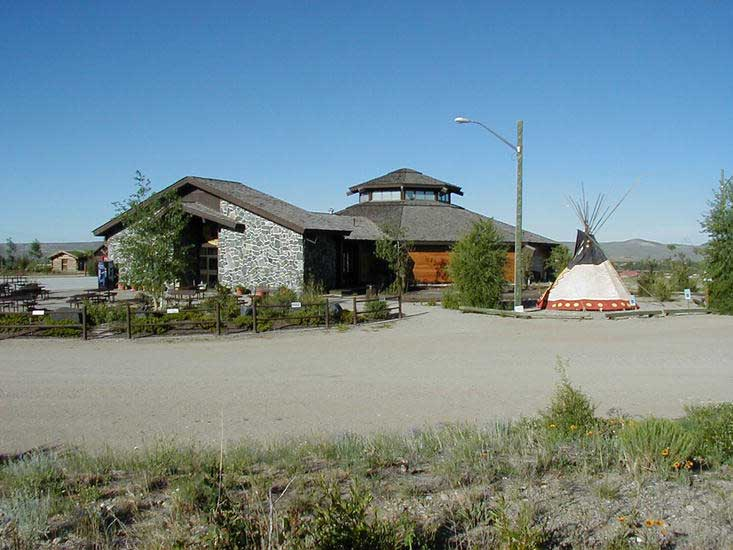Views of Pinedale, Wyoming. Photo Gallery, Pinedale Online