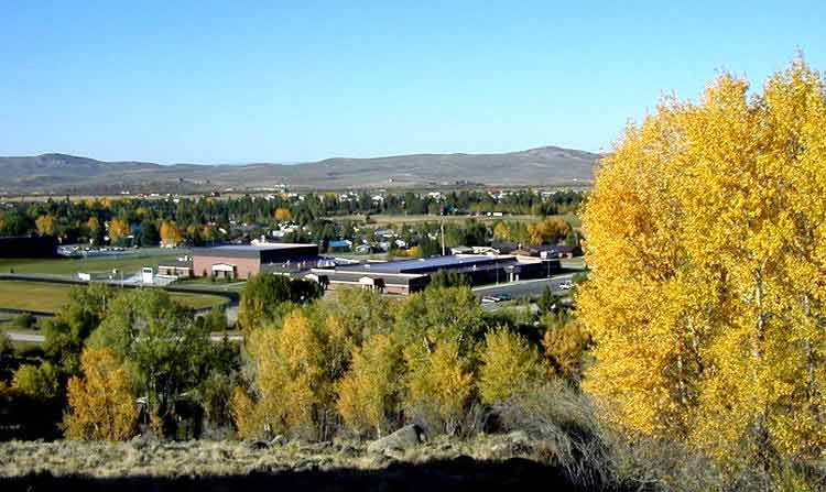 """America Votes To Recognize Pinedale, WY as """"RANGER COUNTRY ... 