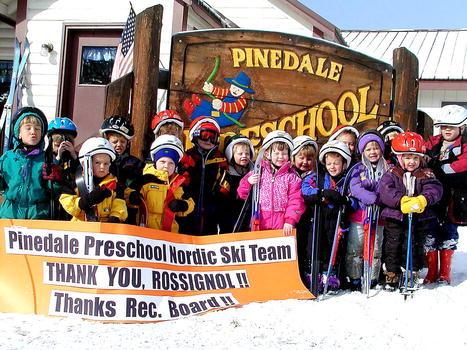 Pinedale Preschool, Pinedale, Wyoming
