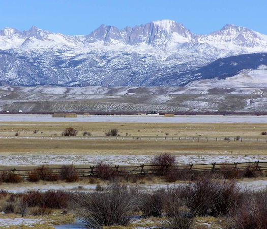 Pinedale Wyoming Community Profile