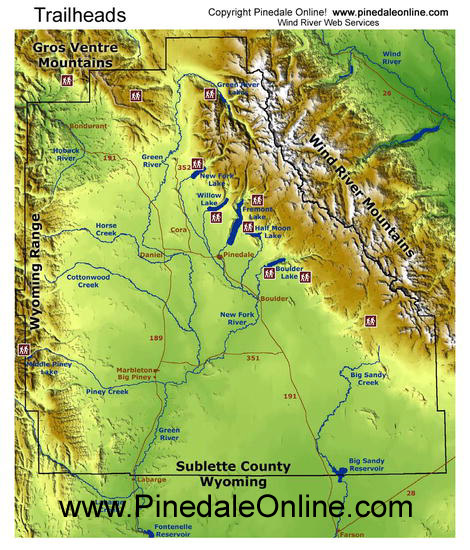 Pinedale wy online