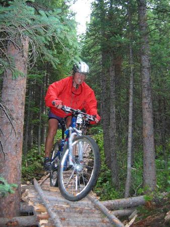 Wyoming Mountain Biking Pinedale Wyoming