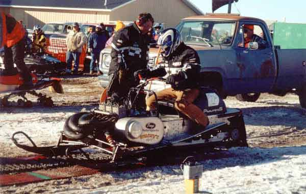 Pinedale Snow Explorers Snowmobile Club, Pinedale, Wyoming