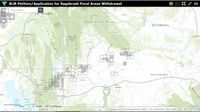 Sagebrush Focal Area withdrawal areas in Wyoming