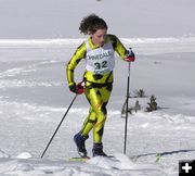 Nordic skiing. Photo by Pinedale Online.