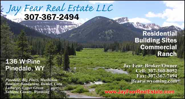 Jay Fear Real Estate LLC