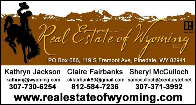 Real Estate of Wyoming