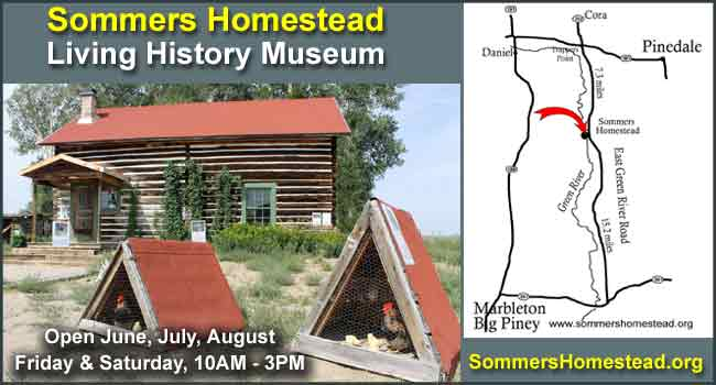 Sommers Homestead Living History Museum