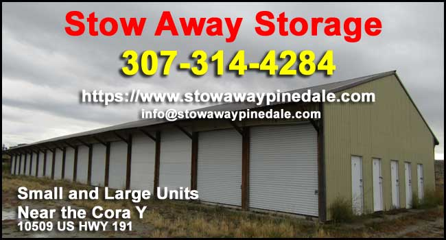 Stow Away Storage