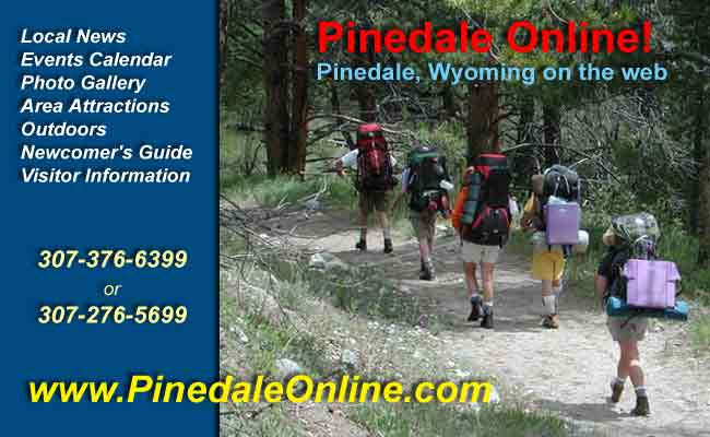 Pinedale Online!